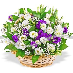Доставка цветов в москве одинцово, свадебные букеты с фиалками